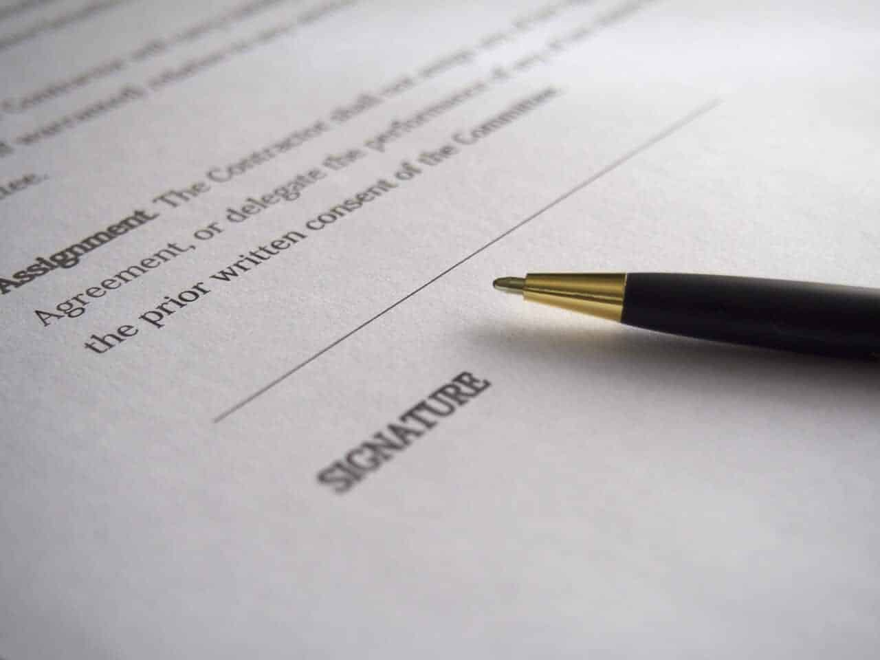 forfeit a lease | Commercial property