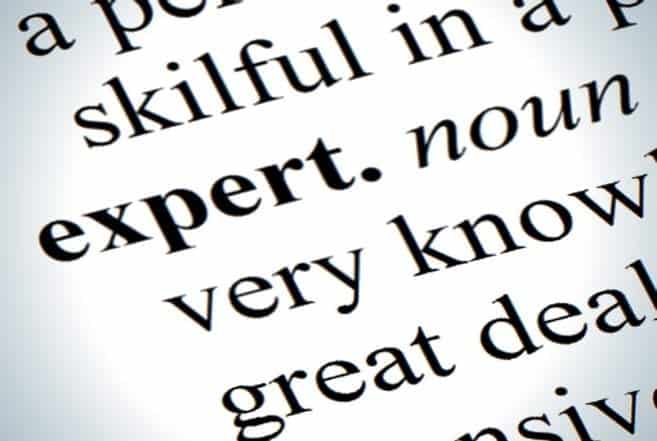 Choosing the right expert for your case